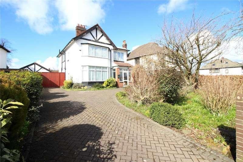 4 Bedrooms Detached House for sale in Alder Road, Liverpool, Merseyside, L12