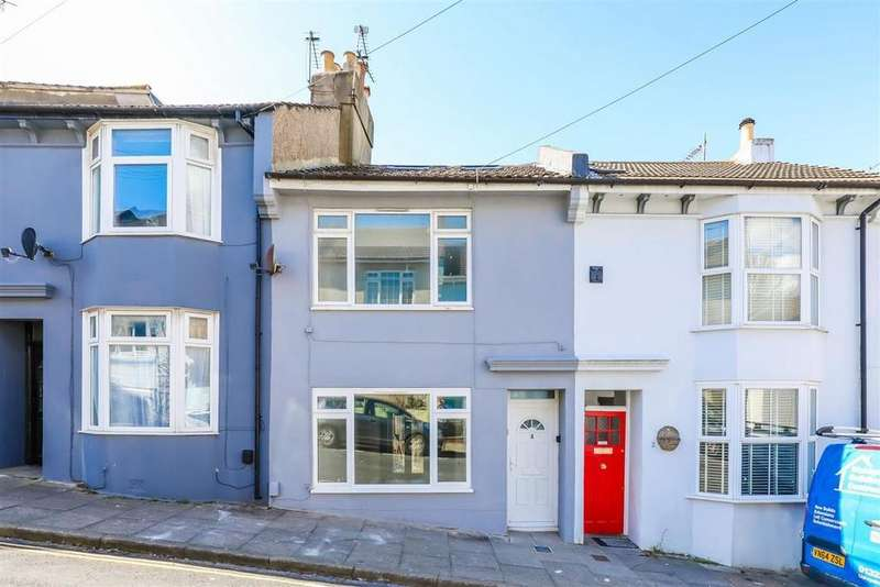 4 Bedrooms House for sale in Baxter Street, Brighton