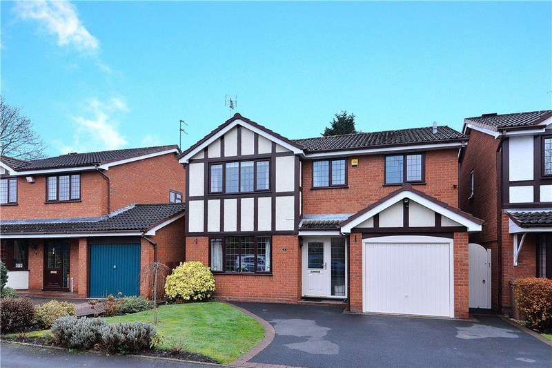 4 Bedrooms Detached House for sale in Kings Road, Kidderminster, DY11