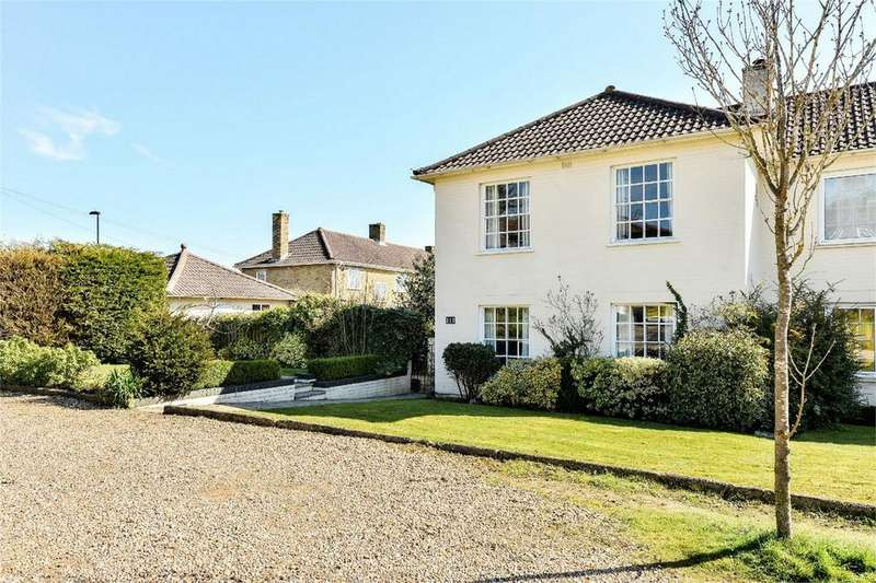 3 Bedrooms End Of Terrace House for sale in Ethelburt Avenue, Bassett Green, Hampshire