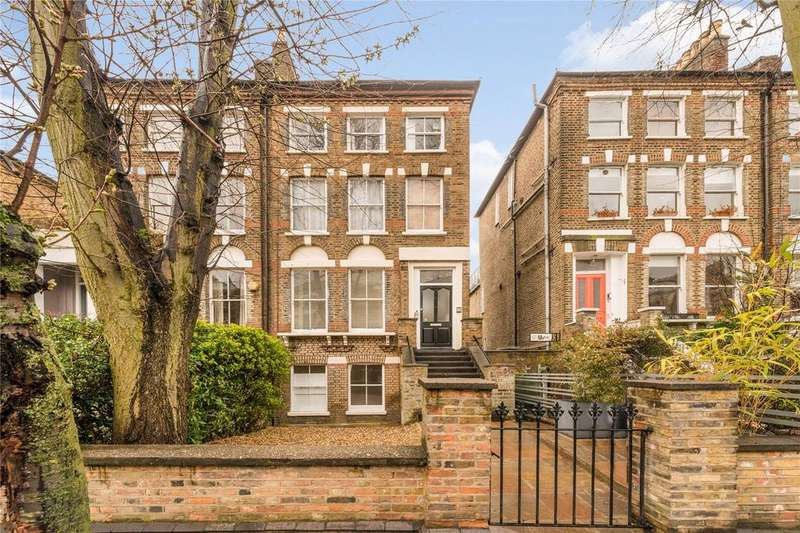 2 Bedrooms Flat for sale in Freegrove Road, Holloway, London