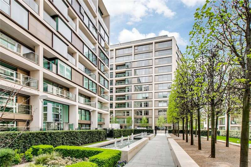 2 Bedrooms Flat for sale in Radnor Terrace, Holland Park, London