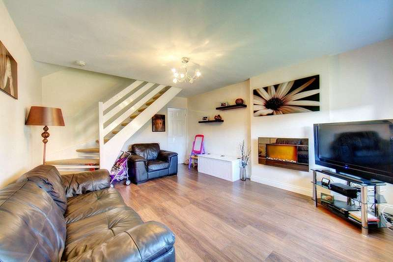 2 Bedrooms Terraced House for sale in Lancaster Drive, Wallsend, NE28