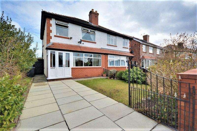 3 Bedrooms Semi Detached House for sale in Oakwood Drive, Southport