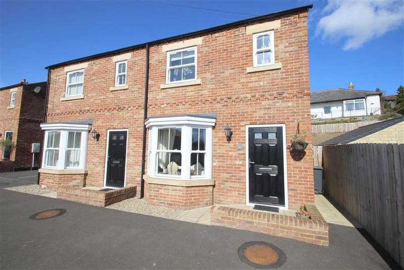 3 Bedrooms Semi Detached House for sale in Richmond Road, Leyburn, North Yorkshire