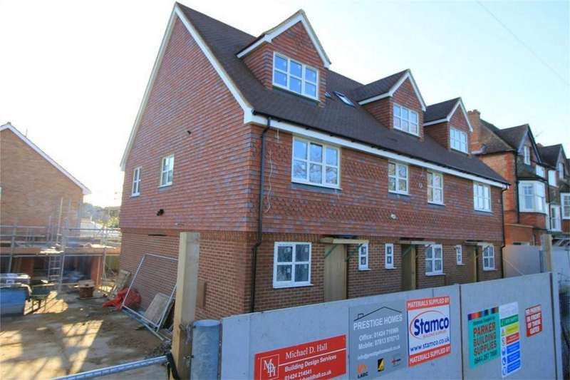 3 Bedrooms End Of Terrace House for sale in 5 Ashdown Road, BEXHILL ON SEA, East Sussex
