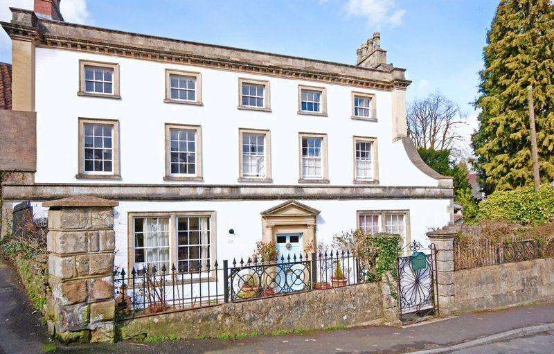 2 Bedrooms Apartment Flat for sale in Leg Square, Shepton Mallet