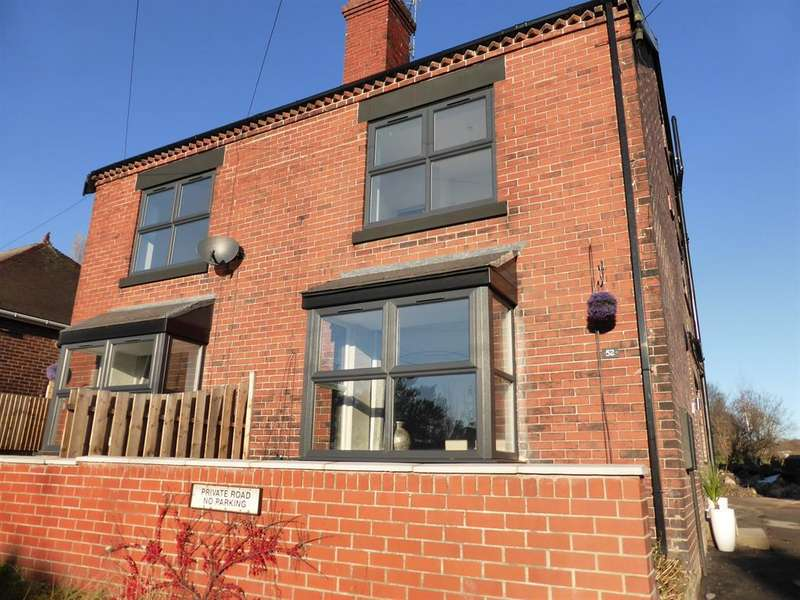 3 Bedrooms Semi Detached House for sale in Arundel Road, Chapeltown, Sheffield, S35 2RD