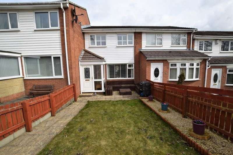 3 Bedrooms Terraced House for sale in Aberfoyle Court