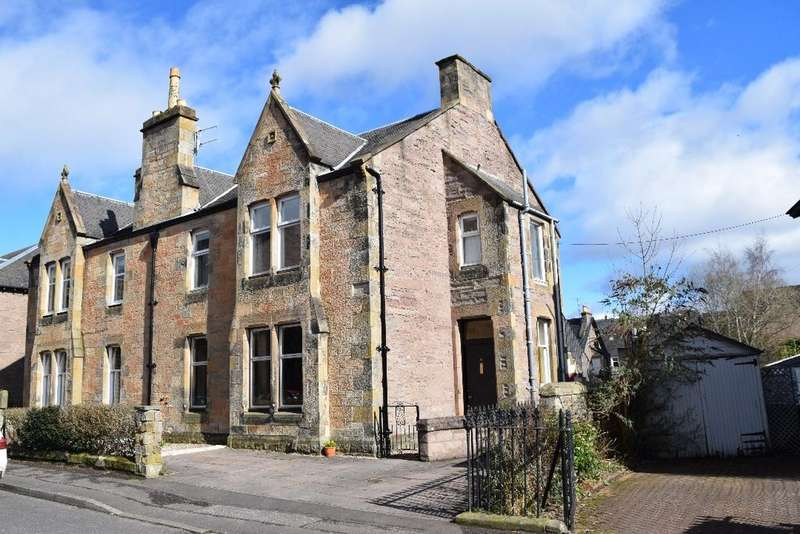 2 Bedrooms Detached Villa House for sale in Friar Street, Craigie, Perth, Perthshire, PH2 0ED