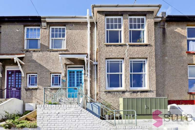 3 Bedrooms Terraced House for sale in Stanmer Park Road , Brighton , East Sussex