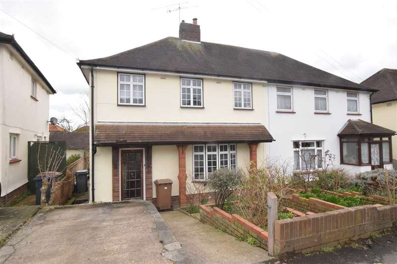 3 Bedrooms Semi Detached House for sale in Byron Road, Chelmsford