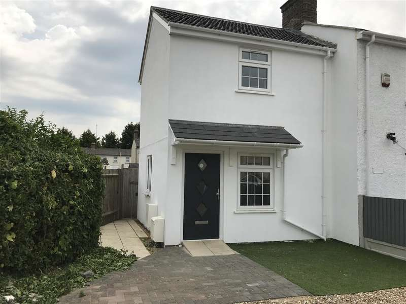 2 Bedrooms Semi Detached House for sale in Drenon Square,, Hayes