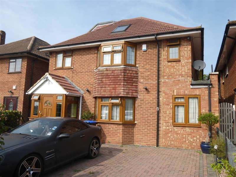 6 Bedrooms Detached House for sale in The Poynings, Iver