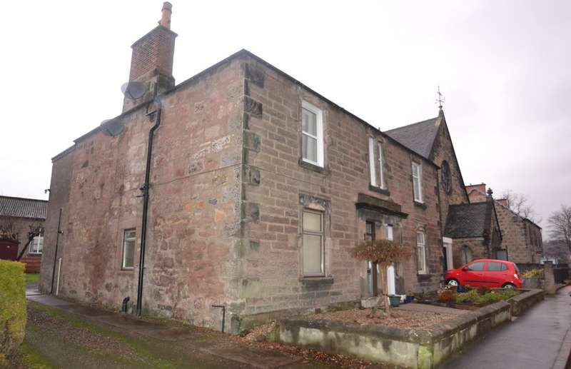 2 Bedrooms Flat for sale in Ludgate, Alloa FK10