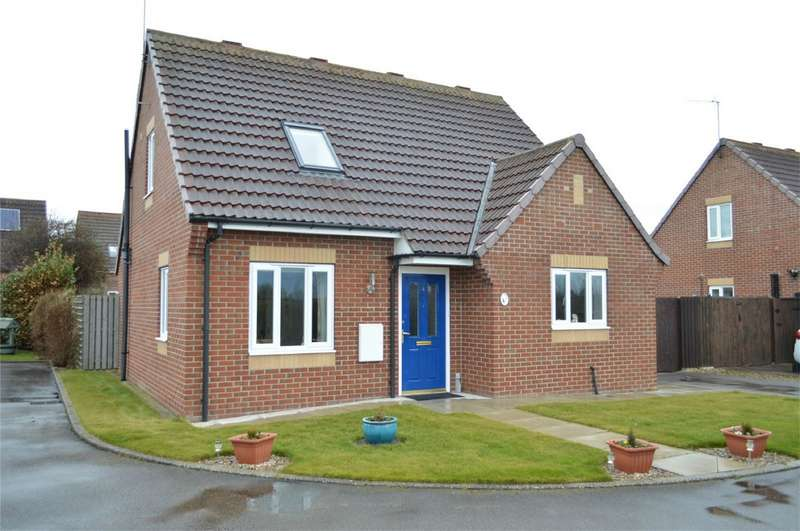 3 Bedrooms Detached Bungalow for sale in 4 Rosedale, Skipsea, DRIFFIELD, East Riding of Yorkshire