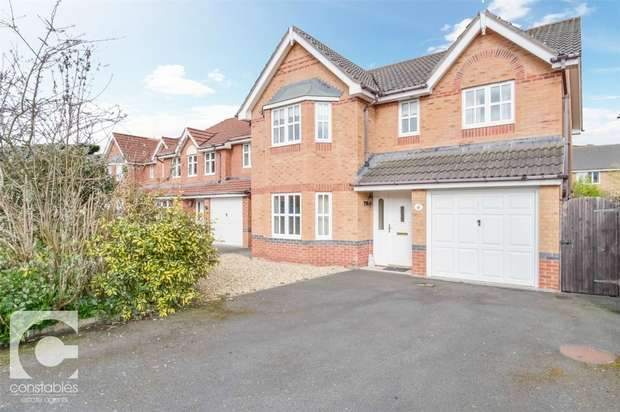 4 Bedrooms Detached House for sale in Mill Croft, Neston, Cheshire