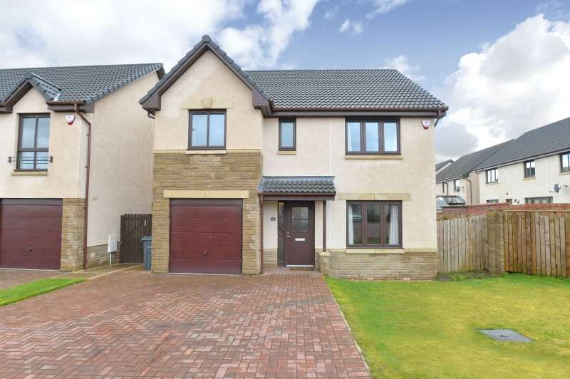 4 Bedrooms Detached House for sale in Malachi Gait, Kirkliston, EH29 9FR