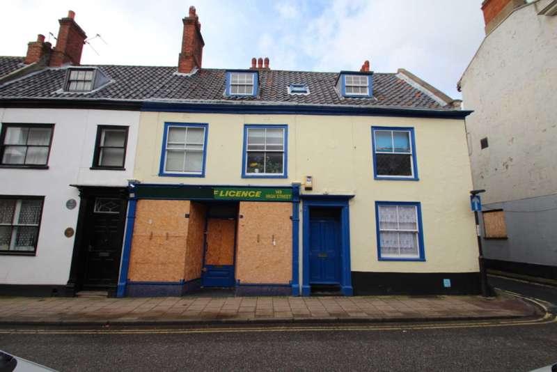 1 Bedroom Flat for sale in High Street, Lowestoft