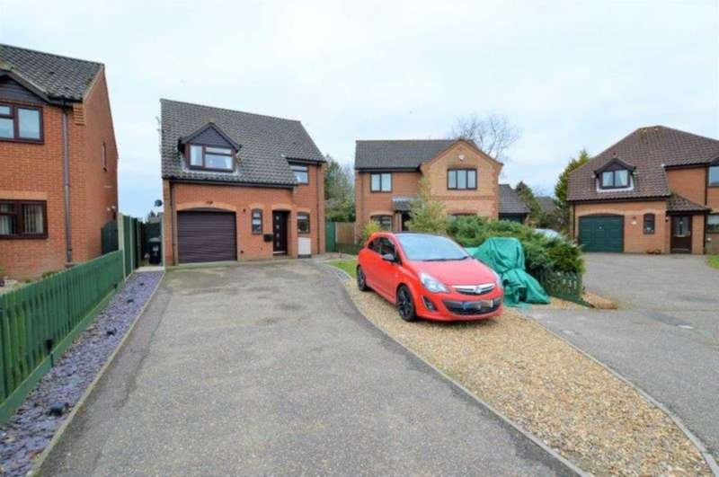 3 Bedrooms House for sale in Banningham Court, North Walsham