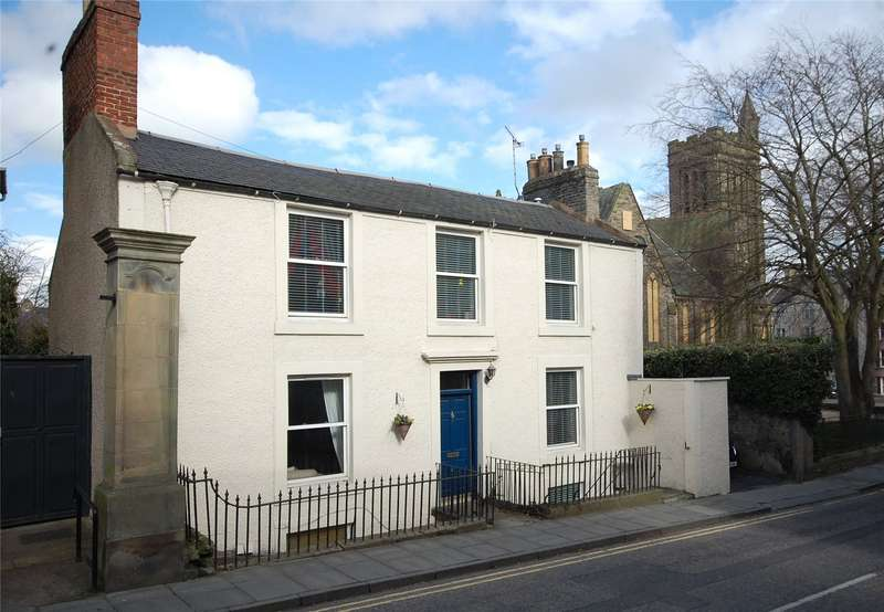 4 Bedrooms Detached House for sale in Braeside, 17 Bowmont Street, Kelso, Scottish Borders, TD5