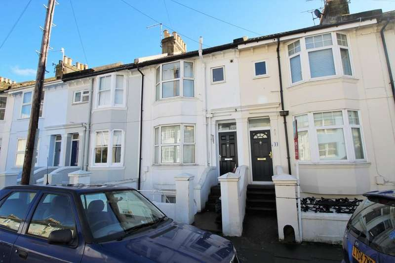 1 Bedroom Flat for sale in Livingstone Road, Hove, BN3 3WP