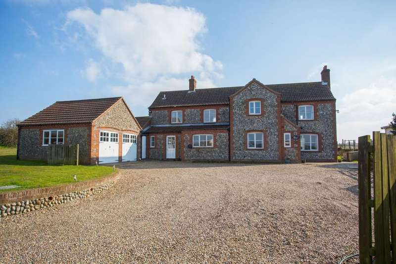 5 Bedrooms Detached House for sale in Langham Road, Blakeney