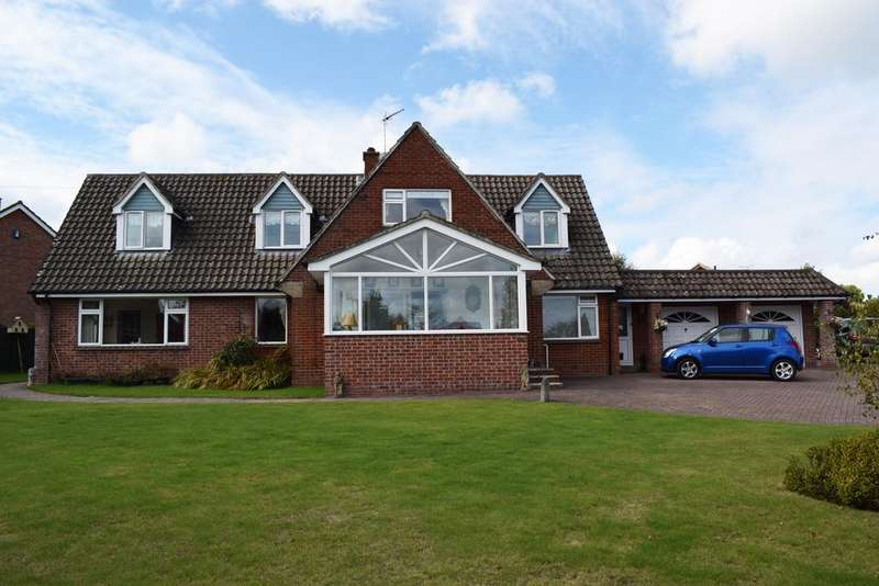 5 Bedrooms Detached House for sale in Frome Road, Wareham BH20