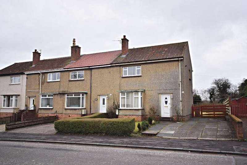 3 Bedrooms End Of Terrace House for sale in Hayhill, Ayr, South Ayrshire, KA8 0SL