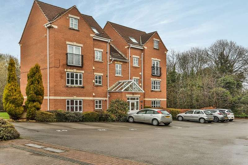 1 Bedroom Flat for sale in Pickard Drive, Sheffield, S13