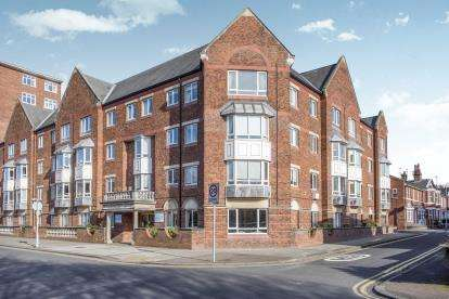 1 Bedroom Retirement Property for sale in Percival Court, Lord Street, Southport, Lancashire, PR8