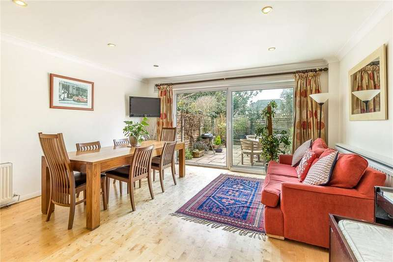 4 Bedrooms House for sale in Ellenborough Place, Putney, London, SW15