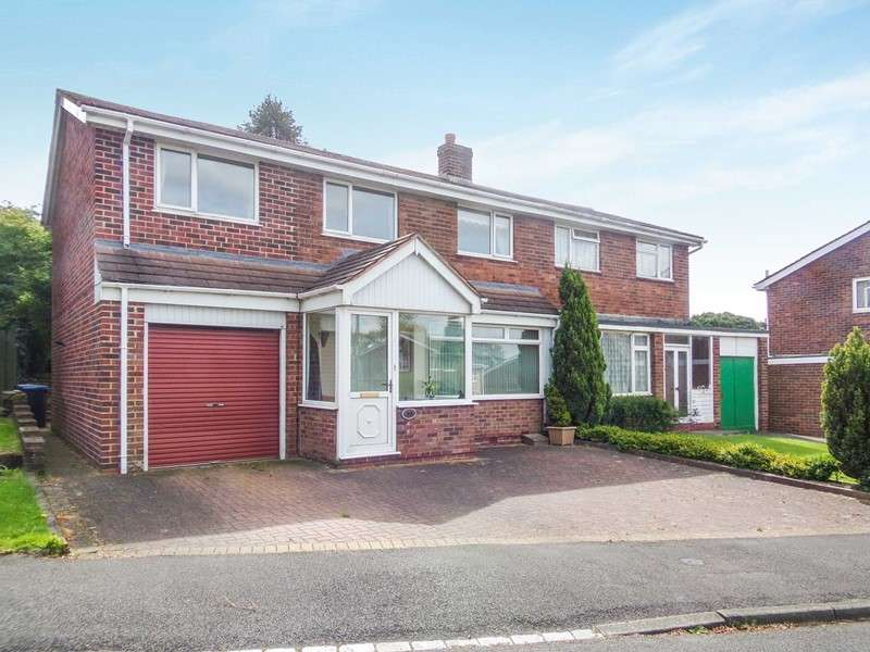 3 Bedrooms Property for sale in The Meadows, West Rainton, Houghton Le Spring, Durham, DH4 6NP