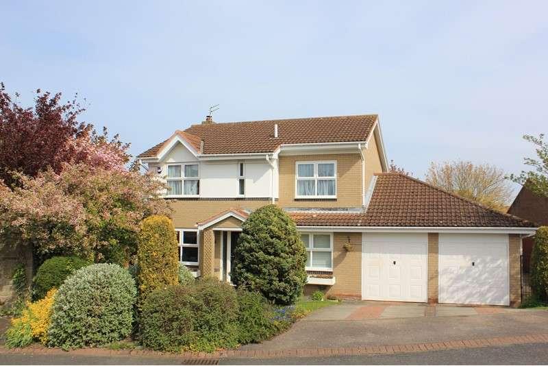4 Bedrooms Property for sale in Humford Way, Bedlington, Northumberland, NE22 5ET