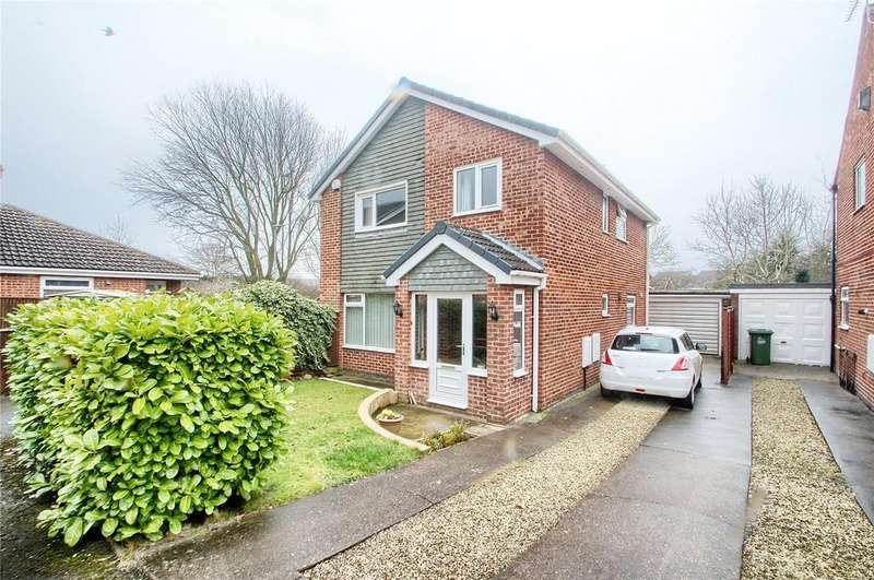 3 Bedrooms Detached House for sale in Croxton Close, Fairfield