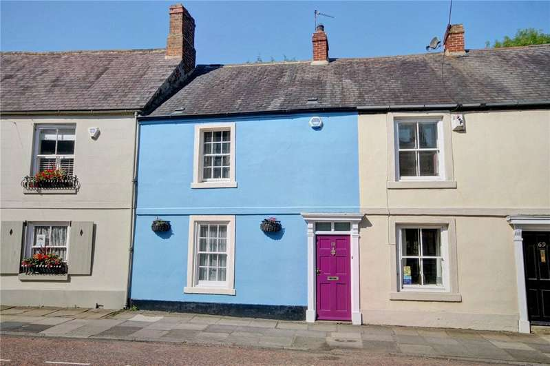 3 Bedrooms Terraced House for sale in Hallgarth Street, Durham, DH1