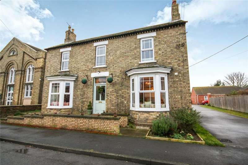 5 Bedrooms Detached House for sale in Victoria Street, Billinghay, Lincoln, Lincolnshire, LN4