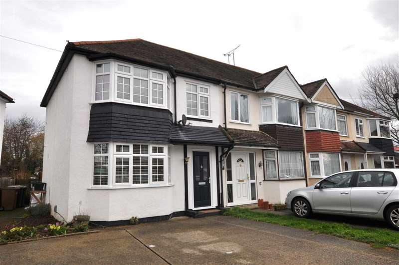 3 Bedrooms End Of Terrace House for sale in Ashtree Crescent, Chelmsford