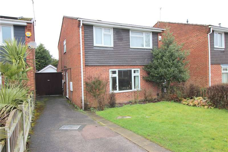4 Bedrooms Detached House for sale in Eland Close, Spondon, Derby, Derbyshire, DE21