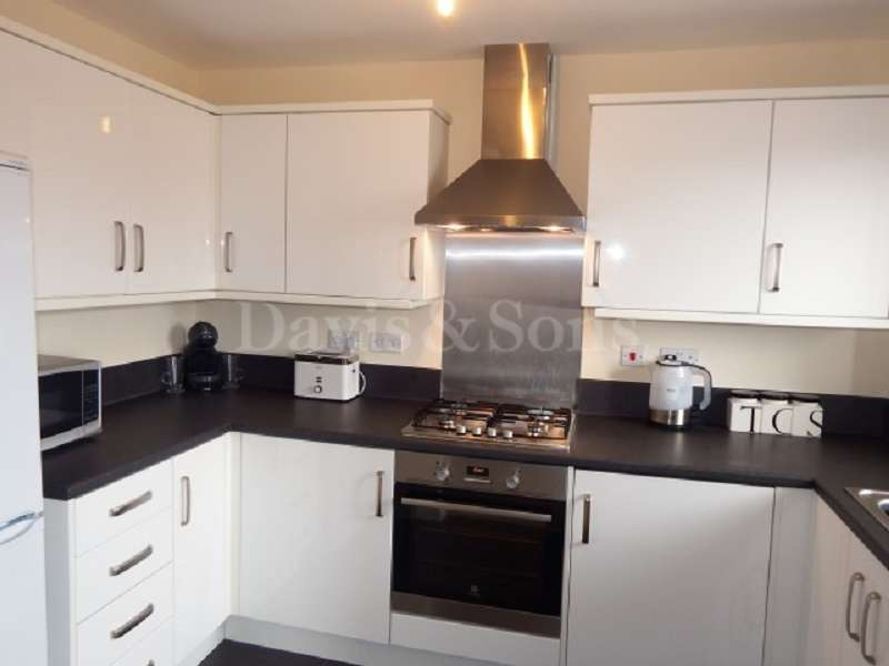 1 Bedroom Flat for sale in Lysaght Avenue, Newport, Gwent. NP19 4BE