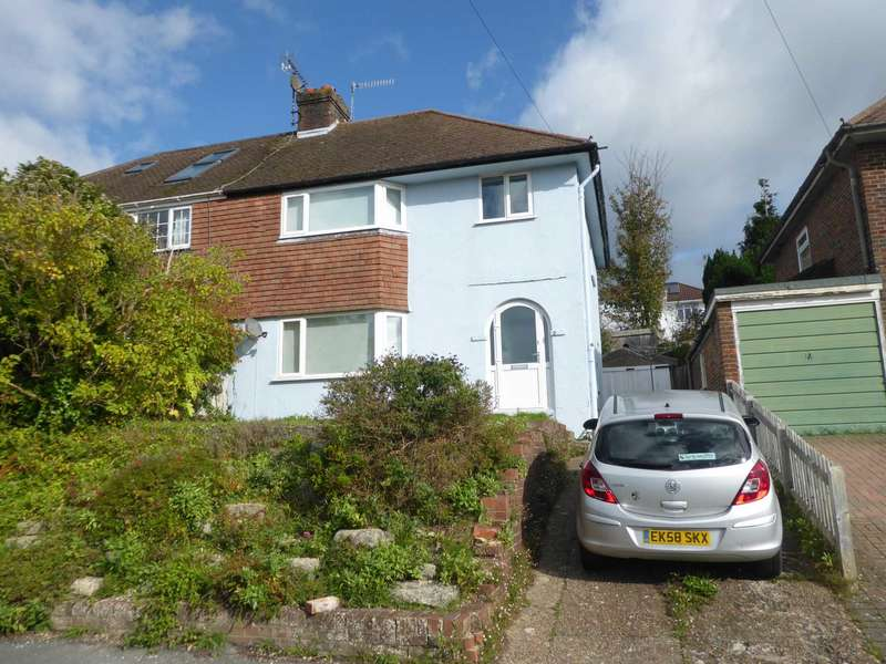 3 Bedrooms Semi Detached House for sale in Fitzjohns Road, Lewes