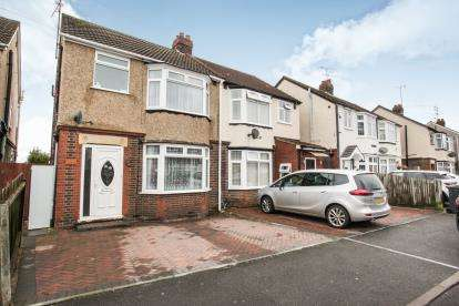 3 Bedrooms Semi Detached House for sale in Alder Crescent, Luton, Bedfordshire, Leagrave