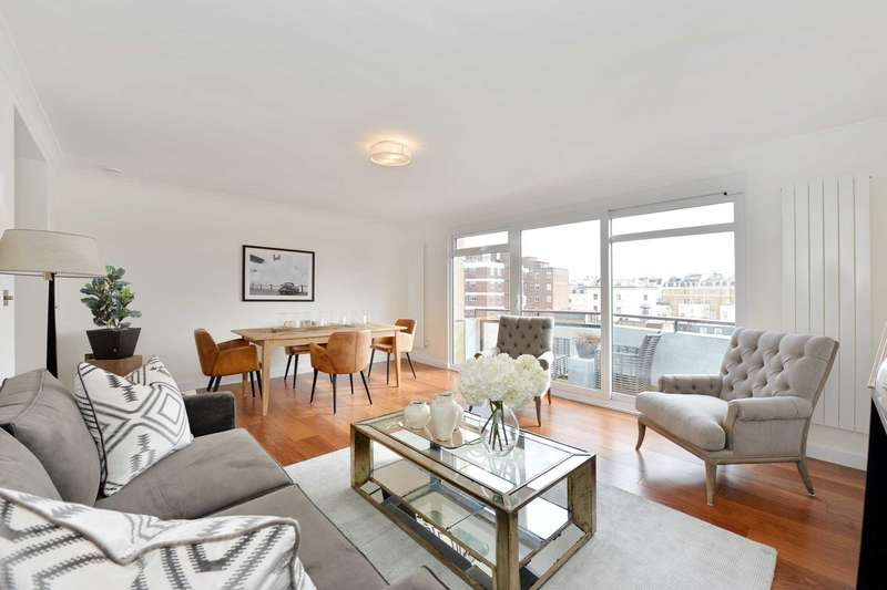 2 Bedrooms Apartment Flat for sale in Clifton Place, Hyde Park Estate W2
