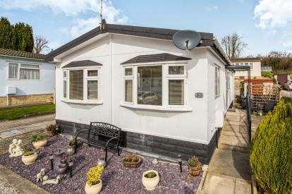 2 Bedrooms Bungalow for sale in Alder Avenue, Nidderdale Lodge Park, Knaresborough, North Yorkshire