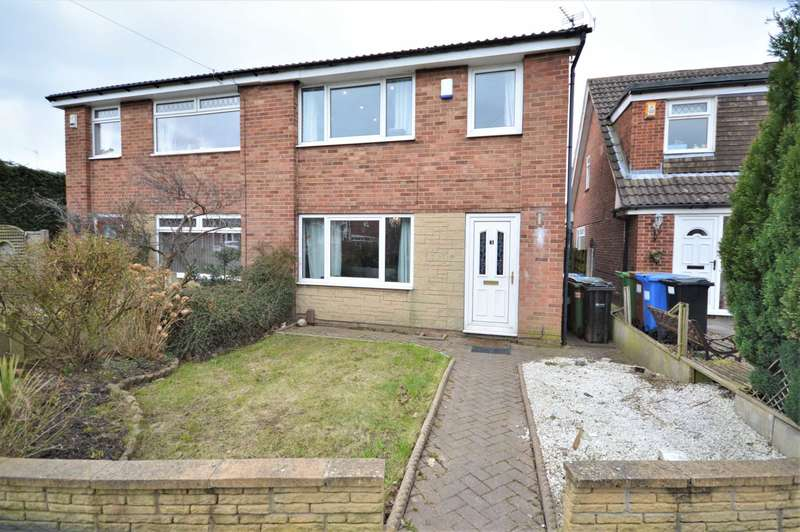 3 Bedrooms Semi Detached House for sale in Dunnock Close, Offerton