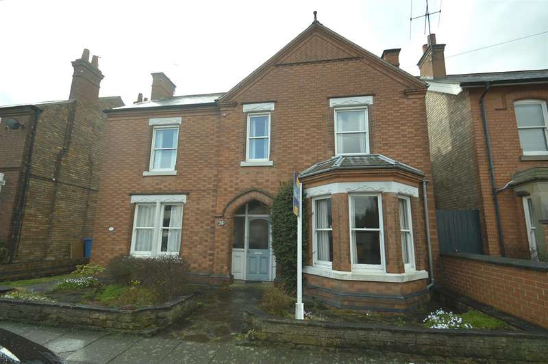 4 Bedrooms Detached House for sale in Breedon Street, Long Eaton