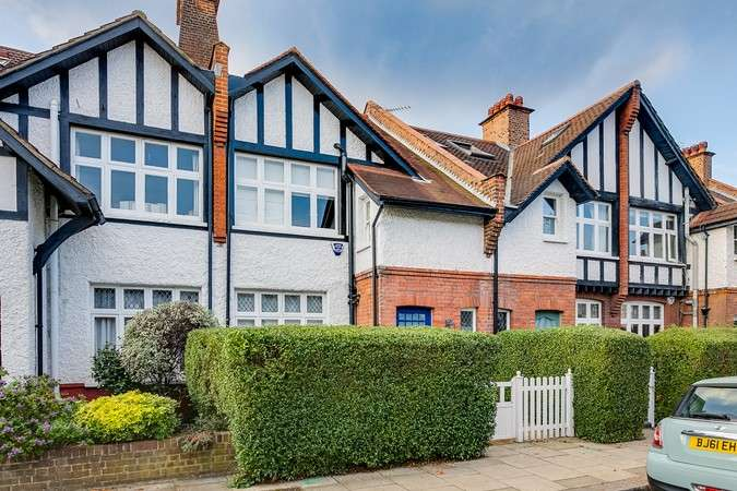 4 Bedrooms Terraced House for sale in Esmond Road, Chiswick