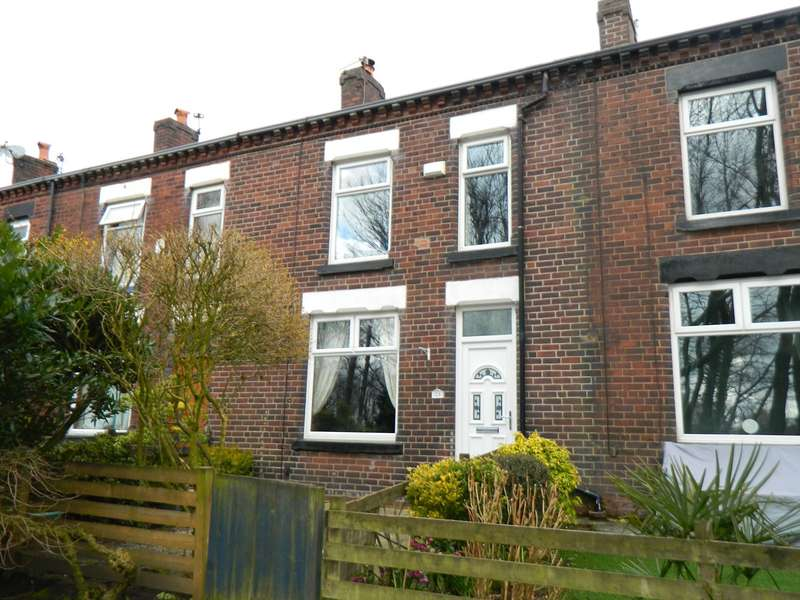 2 Bedrooms Terraced House for sale in Irma Street, Bolton, BL1