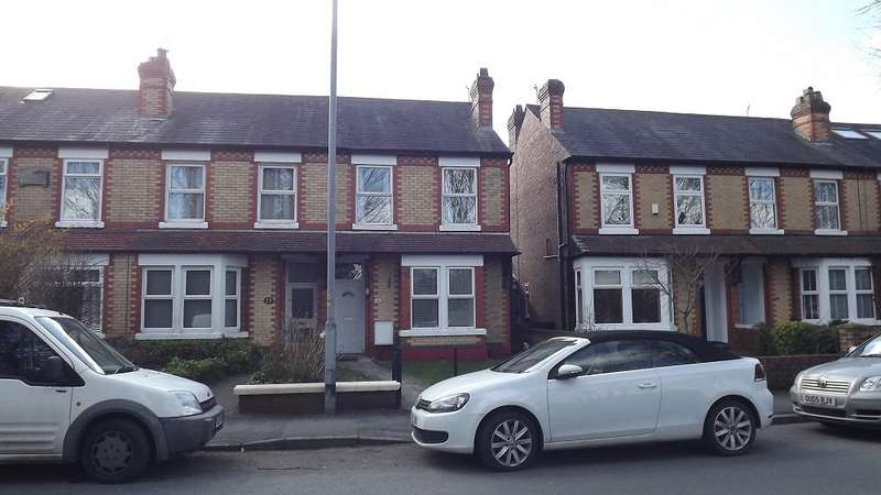 4 Bedrooms Semi Detached House for rent in Fairfield Road, Stockton Heath