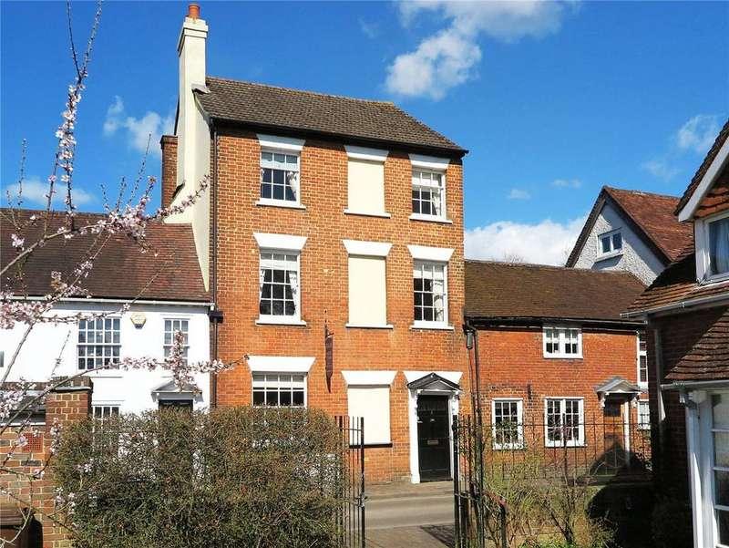 5 Bedrooms Terraced House for sale in Park Row, Farnham, Surrey, GU9